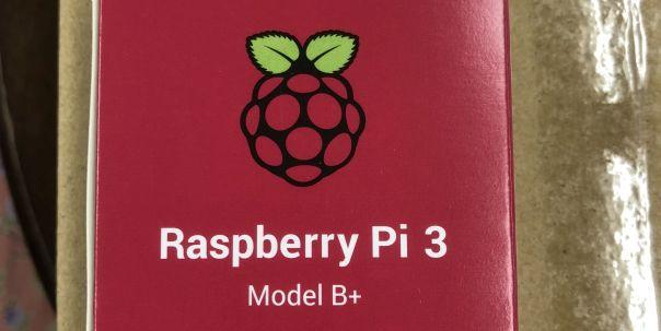 RaspberryPi箱